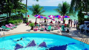 Koh Samui - 3 star Chaba Samui Resort - 8 nights
