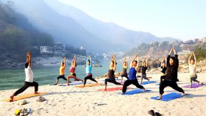 India  - Yoga Retreat