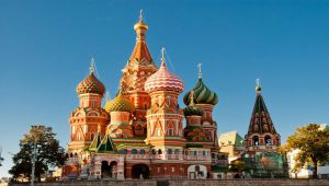 Russia _ Highlights of St Petersburg & Moscow - 8 Days