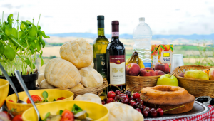 Italy - Gourmet Tuscany- 2018