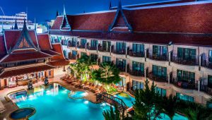 Phuket - 3* Nipa Resort - Patong Beach