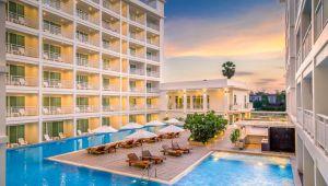 Phuket - 4 star Chanalai Hillside Resort - Book by 31 October