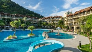 Thailand - 4 star plus Marriot Phuket - 15% Discount