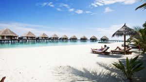 Maldives - 4 star Adaaran Select Meedhupparu - All inclusive