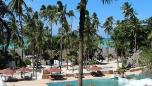 Zanzibar - Diamonds 4* Mapenzi Beach Club - All Inclusive