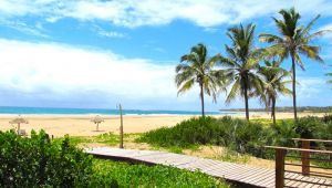 Mozambique - 3 star Barra Beach Club - 4 nights