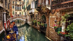 Italy - 3* Rome to Venice by Train - 6 Nights