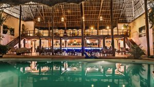Zanzibar - 4 star My Blue Hotel -- All Inclusive