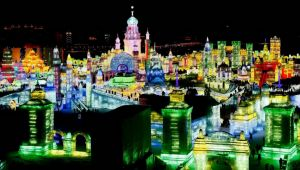 Christmas & New Year in China plus the Harbin Ice Festival - 11 Days