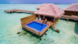 5 star Resort Cocoon Maldives - Get a Free Upgrade to a Lagoon Villa