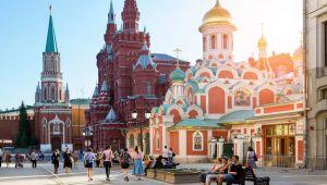 Cruise the Russian Waterways - 10 days - Visa Free