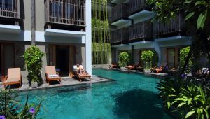 Bali - The 4 star Oasis Lagoon Sanur - 7 nights