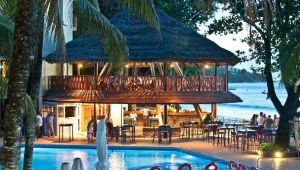 Seychelles - 3* Coral Strand Smart Choice Hotel - 7 nights