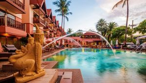 Phuket - 4* Seaview Patong Hotel - 7 Nights