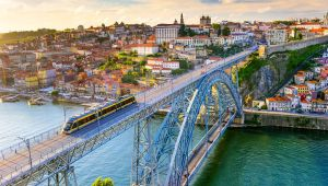 Portugal - Porto & Lisbon Rail Combo - 7 Nights