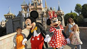 Disney's Hotel Cheyenne & Paris Combo - 6 Nights