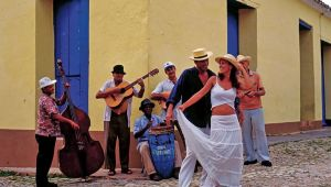Cuba Salsa Tour with a Turkey stopover - May 2018
