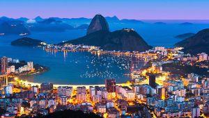 Brazil - 8 Days in exotic Rio de Janeiro on Copacabana  Beach!