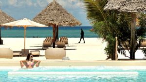 Zanzibar - 5* Gold Beach House - All inclusive - Apr. to Jun.19