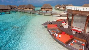 Maldives - 4 star Club Med Kani - All inclusive