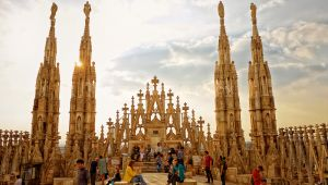Barcelona to Munich Tour - 13 Days - Trip for 18-35 Year olds only