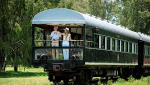 Victoria Falls & Luxurious Rovos Rail Journey - 3 Nights