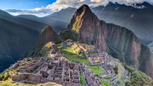 Machu Picchu & The Amazon - a National Geographic Journey