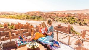 Imperial Cities of Morocco Tour - 8 days