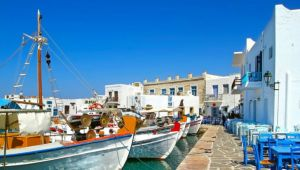 Greek Island Hopping - Athens - Paros - Naxos - Land Only (excl. flights)