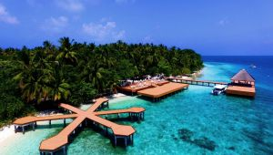 image of Maldives - 3* Fihalhohi Island Resort - 7 Nights
