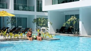 Phuket - 4 star The Old Phuket Hotel - 7 nights