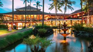 Bali - 4 star plus Melia Bali Villa's and Spa - 7 nights