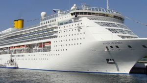 Mediterranean Cruise on board Costa Victoria - 7 Nights - set dep: 14 Sep.18