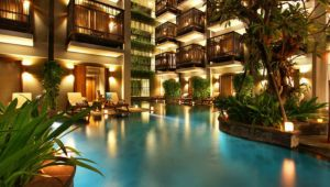 Bali - The 4* Oasis Lagoon Sanur - 7 nights