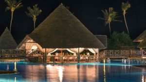 Zanzibar - 5* Neptune Pwani Beach Resort and Spa - All Inclusive