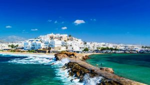 Thumbnail image for Greek Island Hopping - Athens - Mykonos - Naxos - Athens