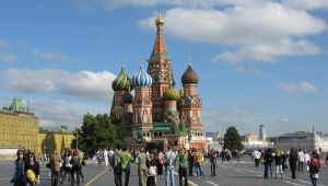 Russia - St Petersburg & Moscow Combo - 7 Days