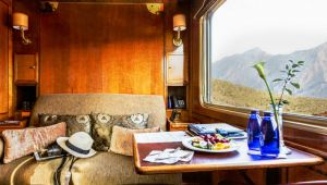 Blue Train Charter - Stars of Sandstone - 3 Nights