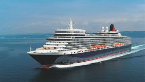 Cruise Cunard's Queen Elizabeth - Cape Town to Perth - 16 nights - dep. 19 Jan.19