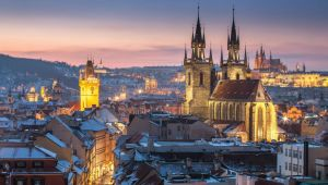 5 Days in Magical Prague - Valid March to May.19