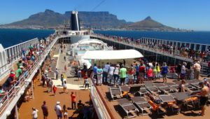 3 Night Cruise to Cape Town - Buy 1 get 1 FREE - 07 Jan.19