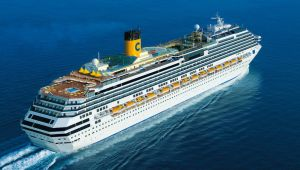 Med Cruise on board the Costa Fascinosa - set departure -1 Sep.18