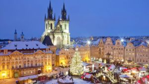 Prague, Vienna and Budapest - 6 Nights Combo
