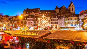 River Cruise - Christmas Market On The Rhine - 7 Nights