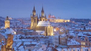 Prague, Vienna & Budapest 6 Night Combo - Nov to 20 Dec.19