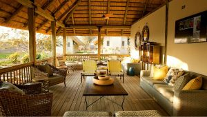 Victoria Falls - 3*  Explorers Village - 2 Nights