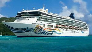 Cruise the Indian Ocean on board Norwegian Spirit - set dep. 22 Mar.20