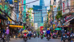Vietnam City & Beach Getaway - 8 Days - Feb to Apr.19