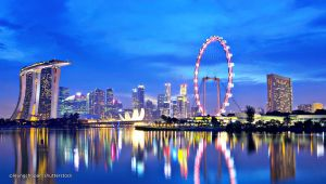 Singapore - 4* Copthorne Kings Hotel & Sunset Sentosa Tour - 4 Nights