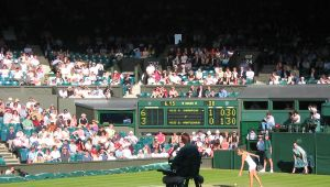 London - Wimbledon - 4 Days - 8 to 11 Jul.19